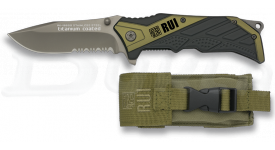 rui tactical rescue knife 19590