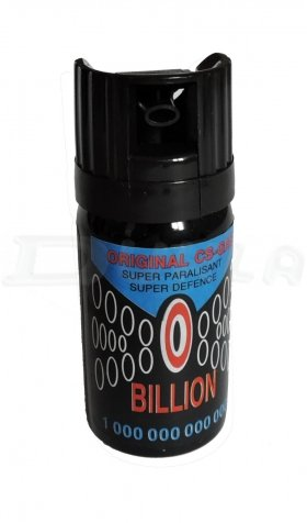 cs billion 40 ml