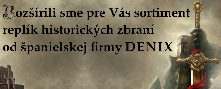 denix repliky
