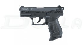 Plynová pištoľ Umarex Walther P22 (9 mm, čierna)