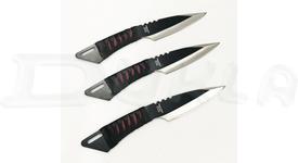 Vrhacie nože No.1 (3 ks)