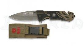 rui tactical rescue knife 19548