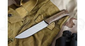 Lovecký nôž Kizlyar Sterch 2 drevo