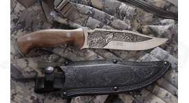 Lovecký nôž Kizlyar Tajga M