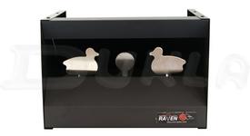 Strelnica magnetická RAVEN (2 kačky)