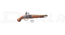 Replika Anglická kresadlová pištoľ (18. stor.)