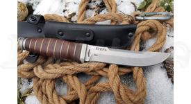 Poľovnícky nôž Melita Eger NANO koža