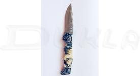Zatvárací nôž Kandar jeleň