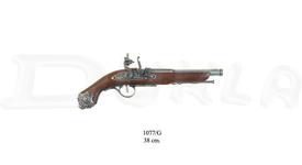 Replika Kresadlová pištoľ (18. stor.)