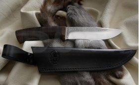 Lovecký nôž AiR Turist koža
