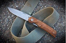 Zatvárací nôž NSK Bajker 1 drevo
