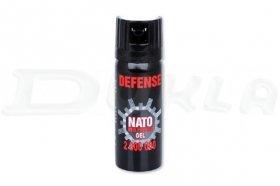 Obranný sprej NATO Pepper Gel 50 ml