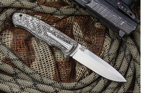 Zatvárací nôž Kizlyar Supreme Vega
