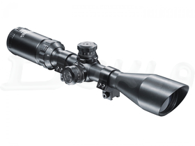 Puškohľad Walther 3-9x44 s montážou (11mm)